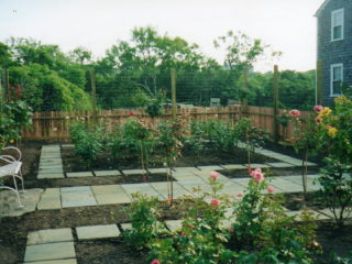 Rose Cutting Garden,Nantucket