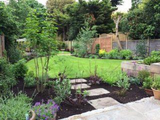Garden install complete