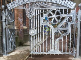 Lee Dyer's Gates